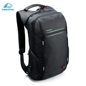 Laptop Backpack External USB