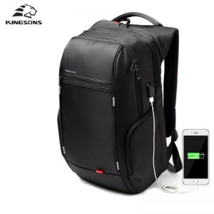 Laptop Backpack External USB