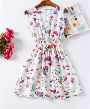 Summer Women Dress 03