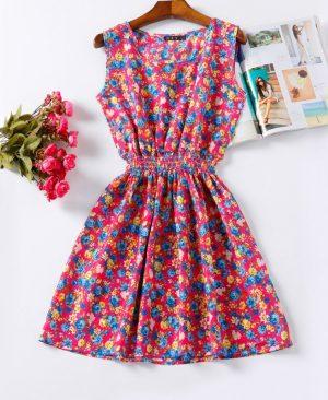 Summer Women Dress 01