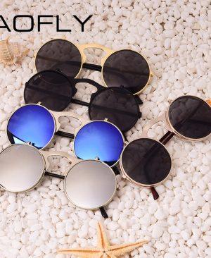 Women Coating Sunglasses