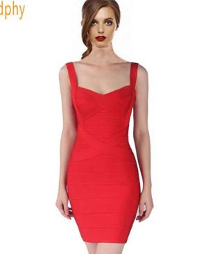 Bandage Dress Modphy