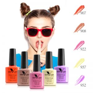 Nail Gel Polish Cosmetics