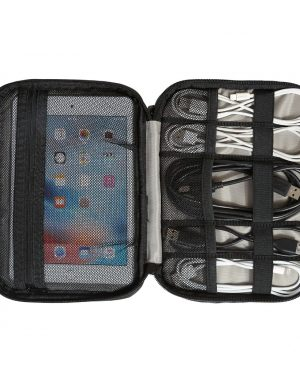 Electronic Travel Accessories Nylon Bag