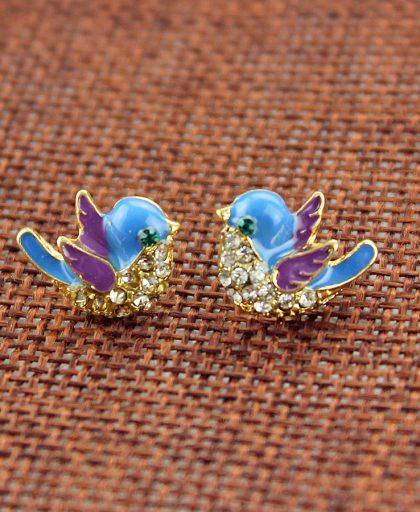 Fashion stud earrings nice