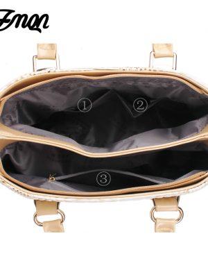 Luxury Handbags PU Leather