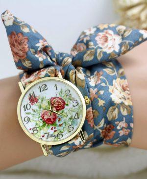 cloth wrist watch 10