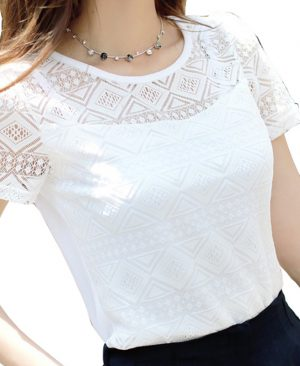 Female Clothing Chiffon Blouse