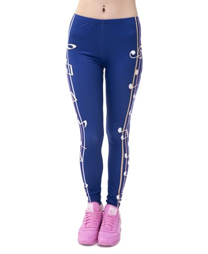 Women Fashion Legging Printed 06