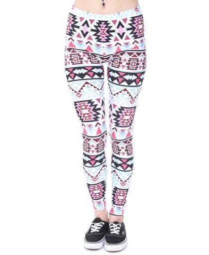 Women Fashion Legging Printed 02
