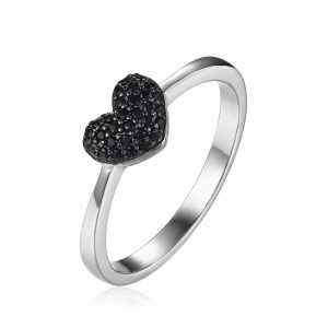 Love Heart Rings