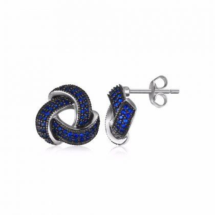Studs Earrings 925 Sterling Silver