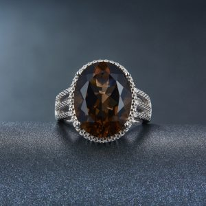 Cocktail Ring Gemstone