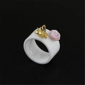 Ceramics Ring