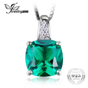 Emerald Necklaces Pendants