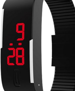 Bracelet Digital Watches Men Women