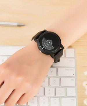 Creative design wristwatch