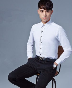 Wedding Shirt Long Sleeve