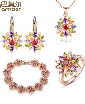 Bridal Jewelry Sets for Women Wedding