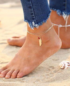 Bohemian Ankle Bracelet