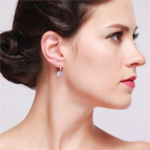 Drop Earrings Boucle