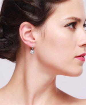 Drop Earrings Boucle