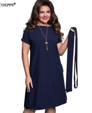 Bodycon Chiffon Dress