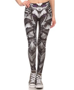 Skull Women Leggings