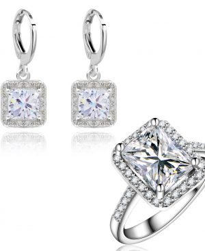 Engagement Earrings Rings