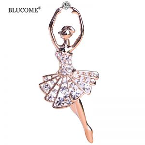Dancer Ballerinas Brooches