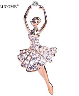 Dancer Ballerinas Brooches