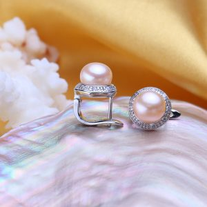 Pearl jewelry freshwater
