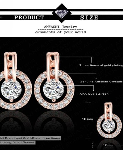 Earring Necklace Jewelry