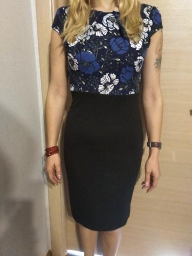 Office Pencil Dress