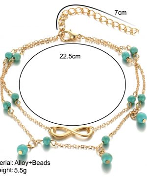 Pendant Anklet Foot Chain