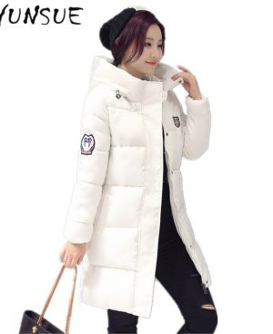 Long Parkas Female