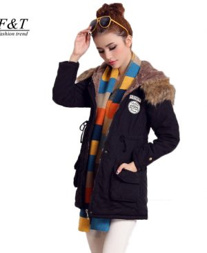 Winter women jacket