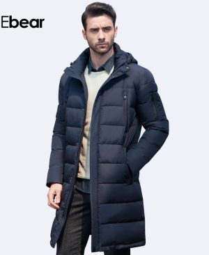 Long Thick Winter Coat