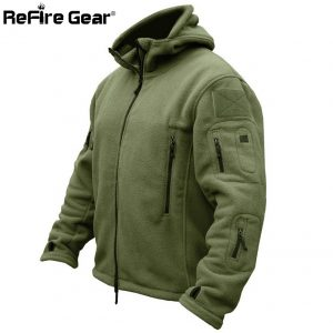 fleece tactical jacket