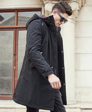 Long Winter Jacket