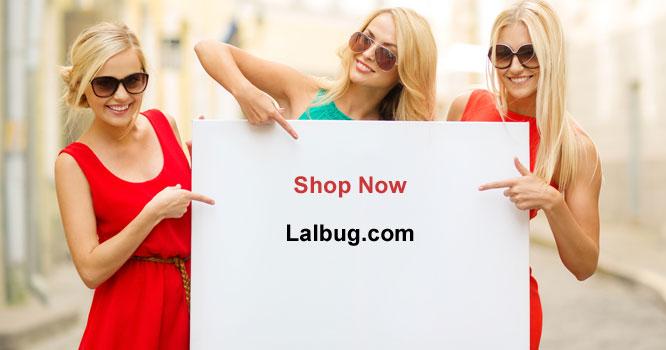 Shop Now Lalbug.com
