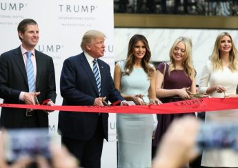 jewelry line in White House website