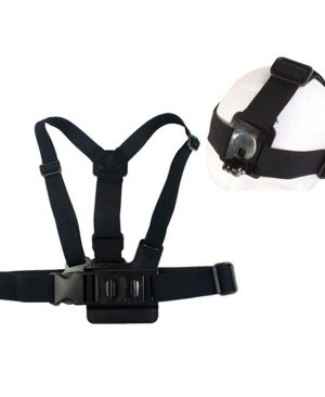 Head Strap Mount Belt