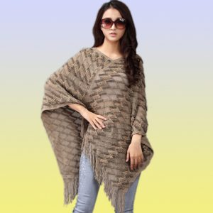 Long Knitted Pullovers