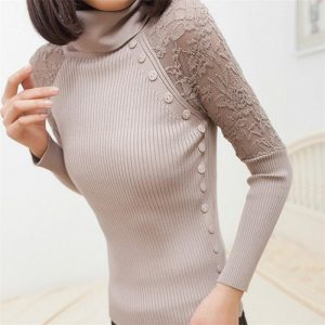 Women Sweater Turtle