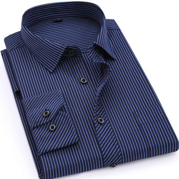 Casual Long Sleeved Shirt