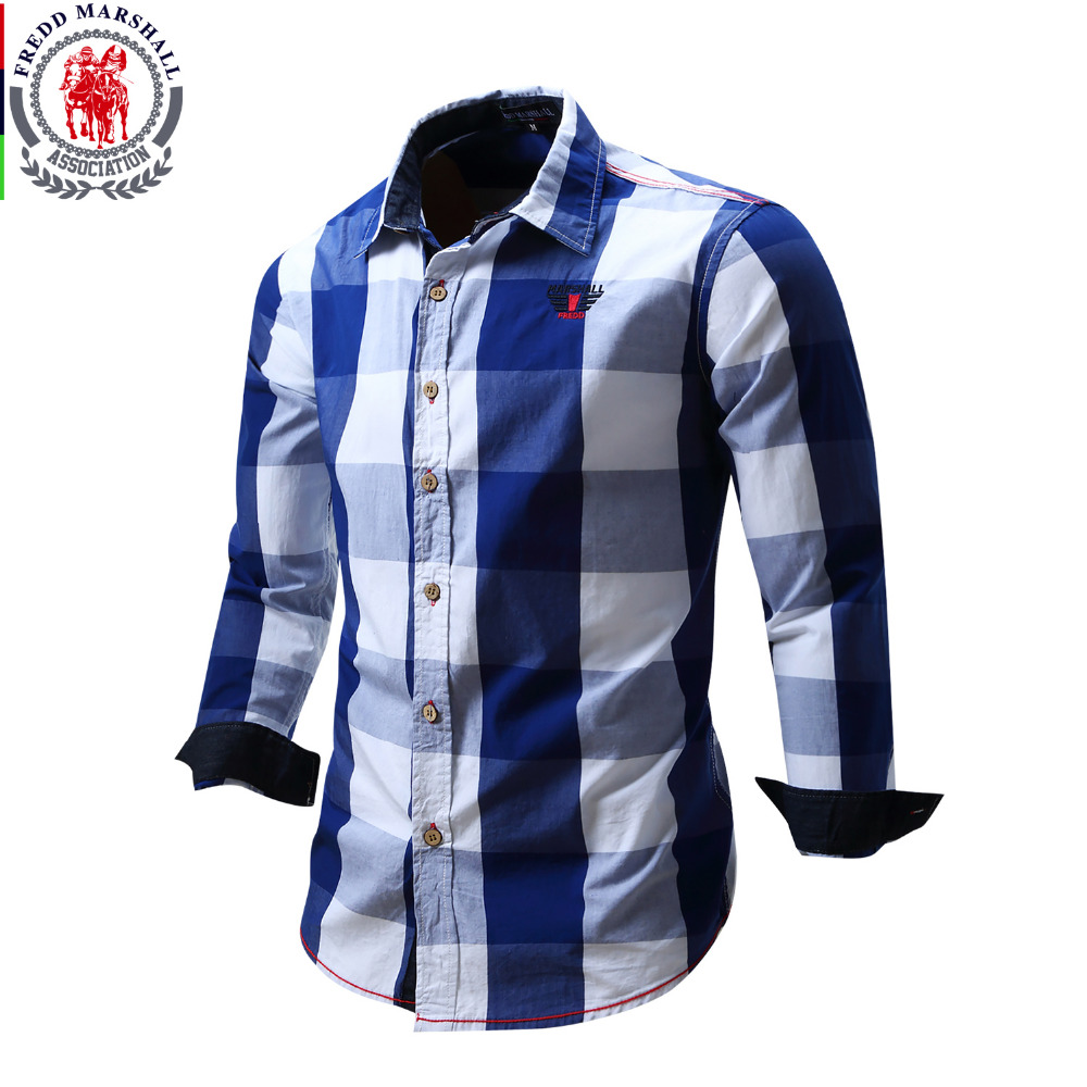 Mens Long Sleeve Shirt Business Style Shirts Lalbug