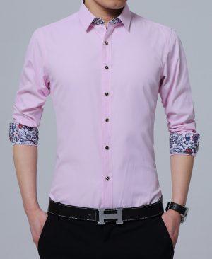 Korean Men's Shirt