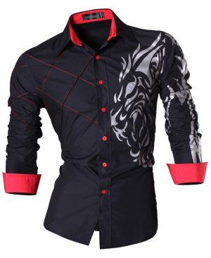 Features Shirts Men