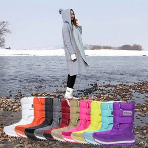Female Snow Boots